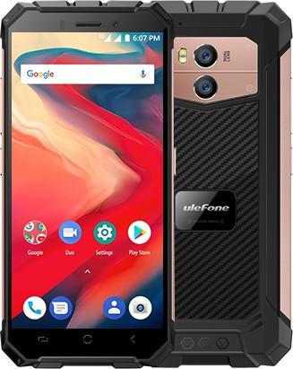 Захищений смартфон Ulefone Armor X2 2/16 Gb Rose MediaTek MT6580 5500 маг