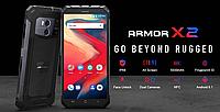 Захищений смартфон Ulefone Armor X2 2/16 Gb Rose MediaTek MT6580 5500 маг, фото 4