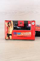 Трусы мужские в коробочке 3 шт размер М manguun 360-1, фото 1