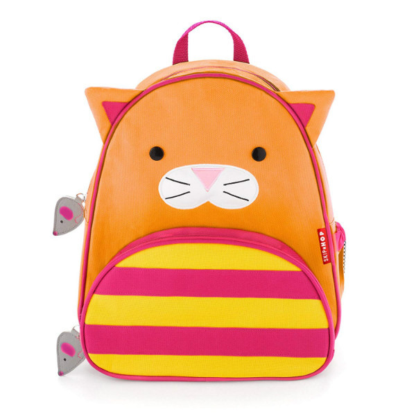 Skip Hop Zoo Рюкзак Котик Cat Kid Backpack School Bag SKIP HOP 09402