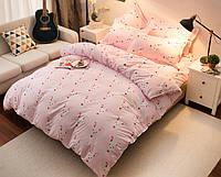 Комплект постельного белья Кролик (двуспальный-евро)