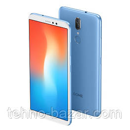 Смартфон GOME Fenmmy Note 4/64gb Blue MediaTek Helio P23 3500 мАч