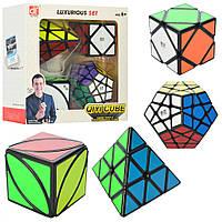 Набор механических головоломок QiYi кубик Рубика (EQY527)