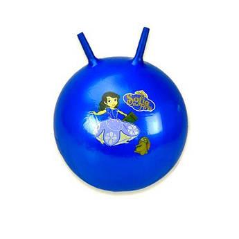 Мяч для фитнеса C23682 (30шт) Синий