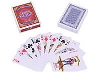Карты пластиковые Casino DBW №408-30-2