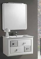 Набор мебель, зеркало, умывальник 100 M-20855