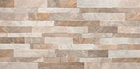 Плитка (30x60) FSN03500 FOSSIL STONE BLEND FOSSIL MIX CREAM