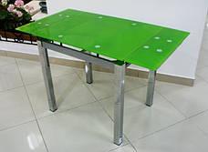 Стол ТВ 014 (без узора) (коричневый - шоколадный), фото 3