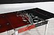 Стол ТВ 014 (без узора) (коричневый - шоколадный), фото 5