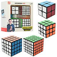 Набор Кубиков Рубика QiYi EQY525 (2х2-5х5)