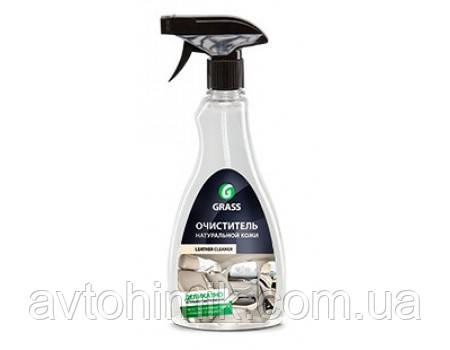 Grass Очищувач натуральної шкіри «Leather Cleaner» 500 мл. 800032