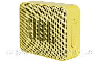 Портативная акустика JBL Go 2 Yellow