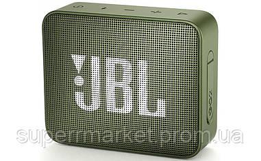 Портативная акустика JBL Go 2 Green