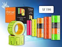 Ценник цветной флуоресцентный: 20,0x30,0 мм; ассорти 5 цветов; кол-во ценников в рулоне - 220 шт.