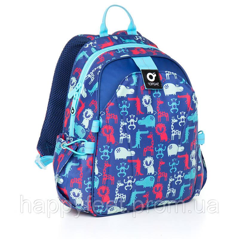 cd5900d04fb9 Детский Рюкзак Topgal 564 CHI 839 D Blue — в Категории