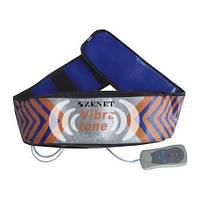 Массажер пояс для похудения вибрационный Zenet TL BLT 03
