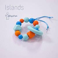 Силиконовый браслет BABY MILK TEETH Islands