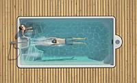 Композитный бассейн KORO
