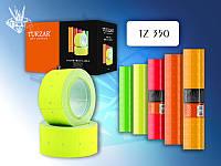 Ценник цветной флуоресцентный: 12,0x21,4 мм.