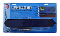 """Светящий экран """"SCANIA"""", 24В, с проводом 1,5м. и вилкой, фото 1"""