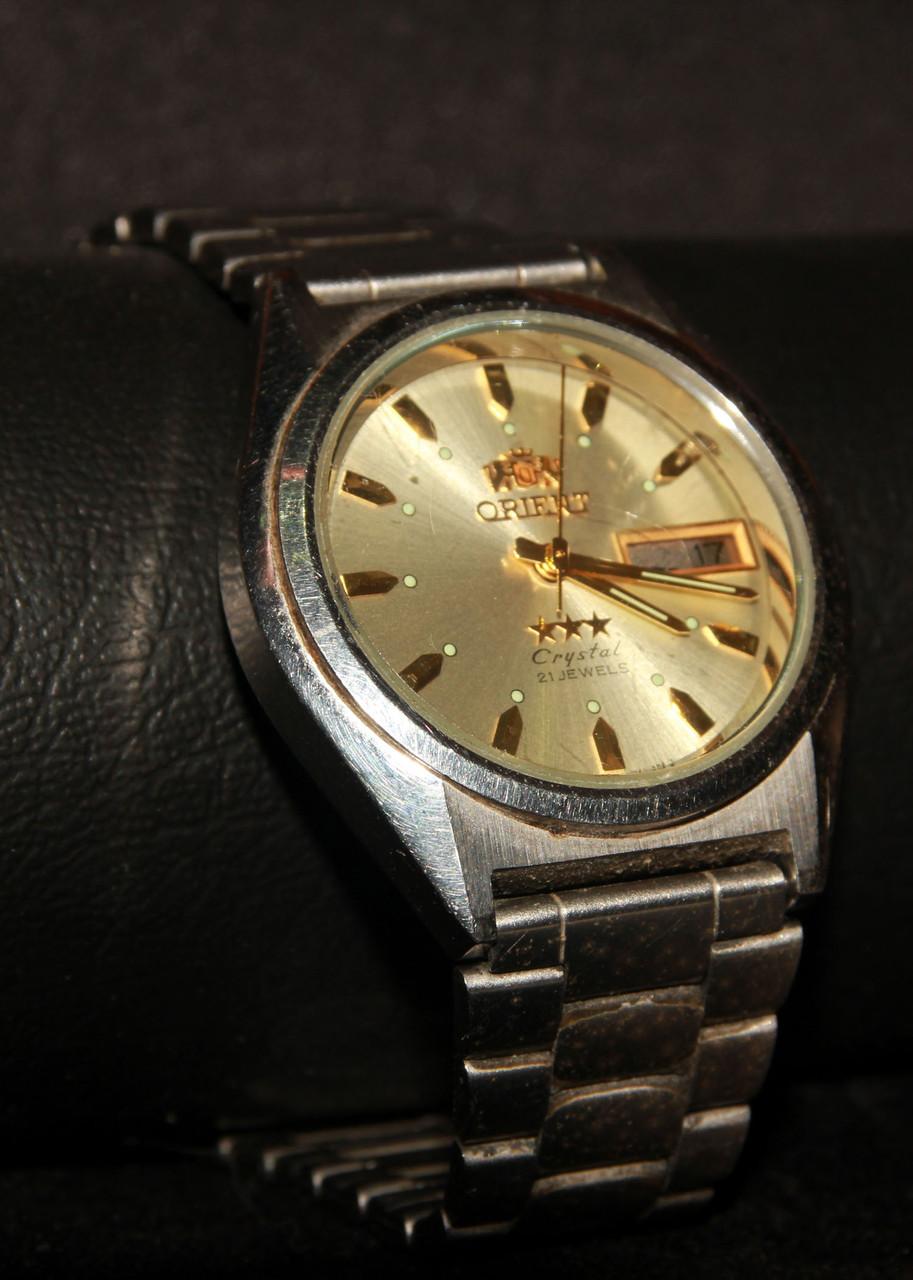 Часы продам ориент нормо часа стоимость автомир