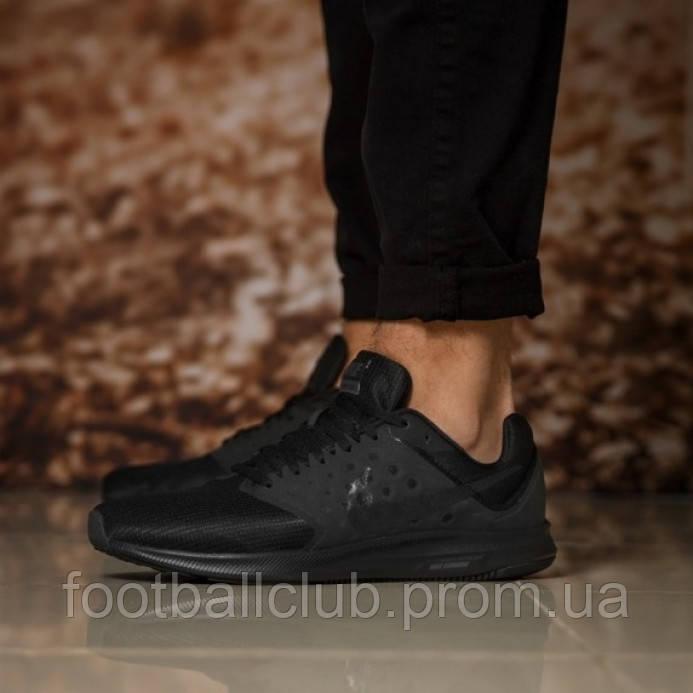 Кроссовки Nike Downshifter 7 Triple Black 852466-004