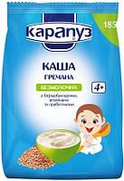 Каша Карапуз гречневая с бифидобактериями и витаминами 185г