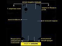Защитная полиуретановая пленка на заднюю панель Xiaomi Redmi Note 5 AI Dual Camera
