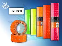 Ценник цветной флуоресцентный, 12,0x21,4 мм.