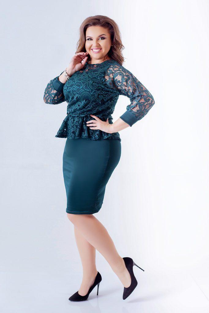 Женское обворожительное платье мурена 8071