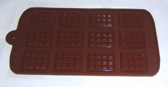 Форма силикон для конфет 1/15 Плиточки, фото 2