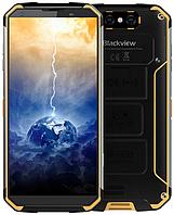 "Blackview BV9500 yellow IP68 4/64 Gb, 5.7"", Helio P23, 3G, 4G, фото 1"