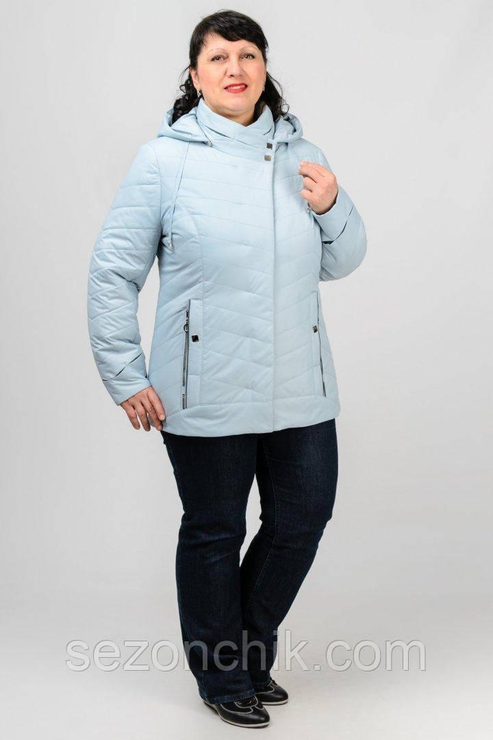 Женские куртки демисезонные большие размеры