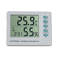 Термометр-гигрометр со встроенными часами  Discovero Instruments AMST-106