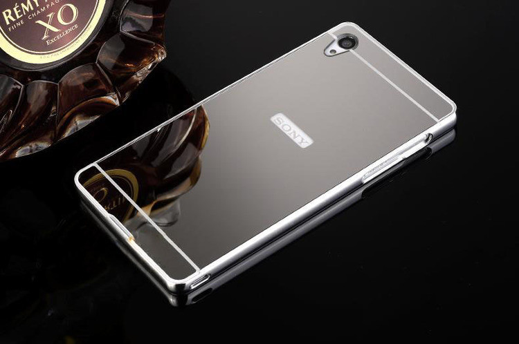 Алюминиевый чехол бампер для Sony Xperia XA (F3112)