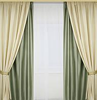 Пошив штор,ламбрекенов,кухонных занавесок 3