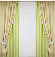 Пошив штор,ламбрекенов,кухонных занавесок -1