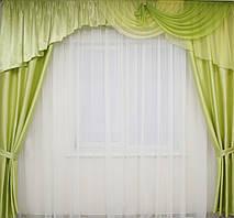 Пошив штор,ламбрекенов,кухонных занавесок 7