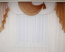 Пошив штор,ламбрекенов,кухонных занавесок 12