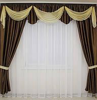 Пошив штор,ламбрекенов,кухонных занавесок 14