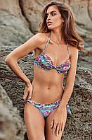 Яркий женский купальник, чашка плотная Miss Marea 19478 44 Цветной MissMarea 19478