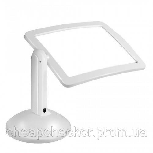 Настольная Лупа с LED подсветкой Brighter Viewer Hands Free Magnifier 3X