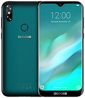 """Doogee Y8 Green 3/16 Gb, 6.1"""", MT6739, 3G, 4G, фото 1"""