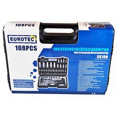 Набор инструментов Eurotec (108 предметов)
