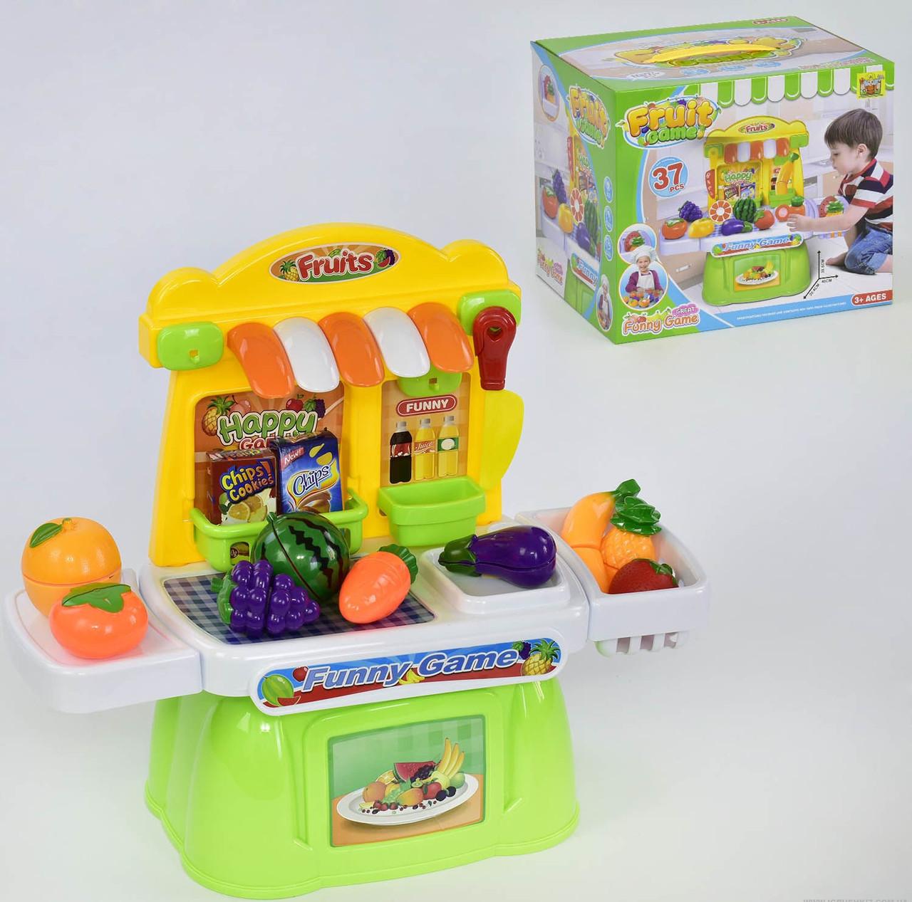 """Игровой набор 36778-101 """"Магазин овощей"""""""
