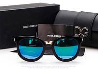 Солнцезащитные очки D&G 2148 голубая линза , фото 1