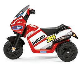 Детский трицыкл Ducati Desmosedici, дитячий мотоцикл, детский мотоцикл Ducati Desmosedici, фото 3