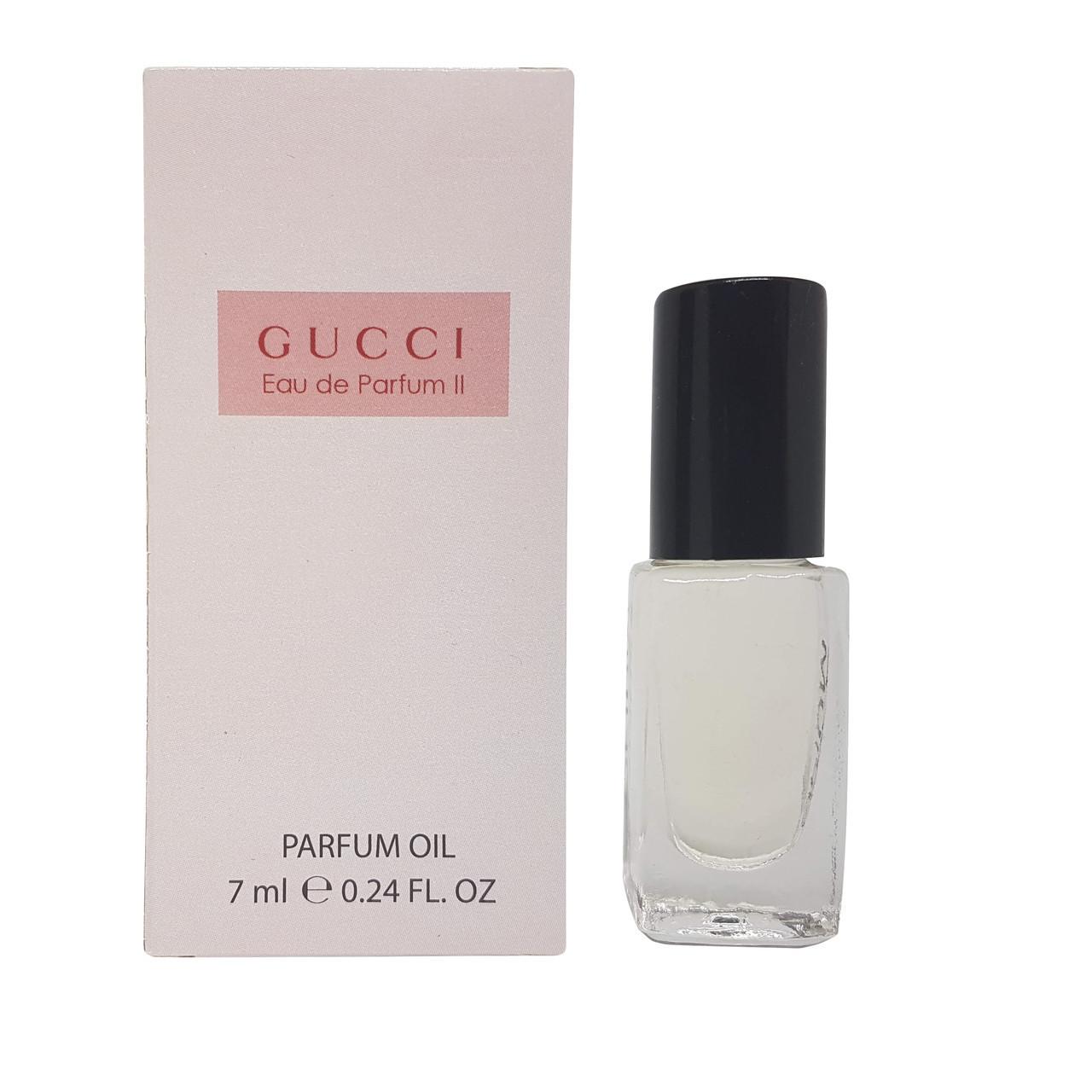 Gucci Eau de Parfum II - Parfum oil 7ml