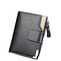 Портмоне кошелек мужской Baellerry D1282 Black