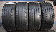 Летние шины б/у 195/50 R15 Michelin Pilot Exalto, комплект